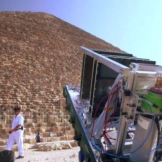 Technomondo - Il vulcano e la piramide