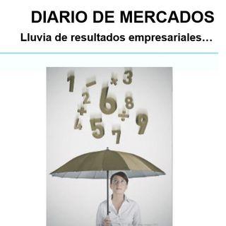 DIARIO DE MERCADOS Martes 27 Julio
