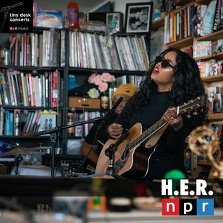 H.E.R. - Acoustic Live at NPR Music Tiny Desk Concert | Full Concert | Extended Set |