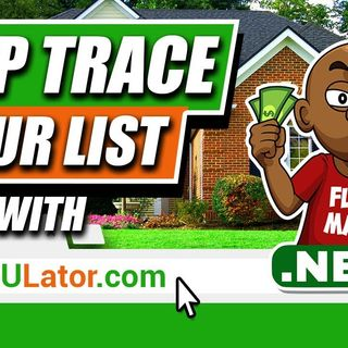 Skip Trace Your List from List Source, Melissa Data, etc and Build a Cash Buyers List for Your Deals