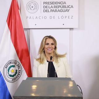 Gobernadora de Paraná (BR) visita a Pdte. Abdo