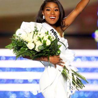 Black Girl Rock!!! Miss America Nia Franklin 😍😍😍