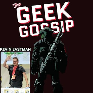 Kevin Eastman Interview and The Last Ronin!