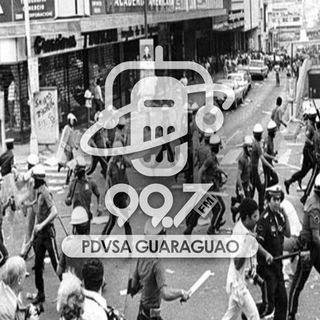 """Trabajadores de Refinación Oriente recuerdan """"El Caracazo"""""""
