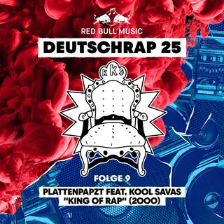 2000: Plattenpapzt feat. Kool Savas – King of Rap