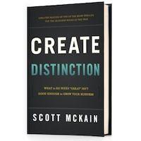 Create Distinction: CREATIVITY
