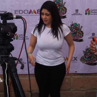 Entrevista Con Maria Monserrat Titular De IMEJ