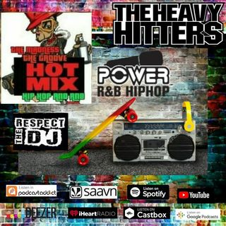 THE GROOVE HOT MIXX PODCAST RADIO 80S 90S PARTY MIX