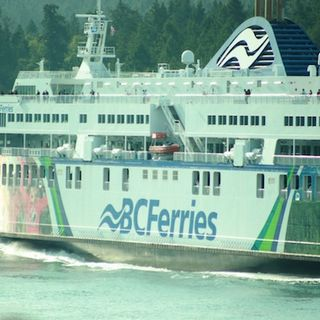 Policy and Rights BC Ferries Eligible for Transit Funding