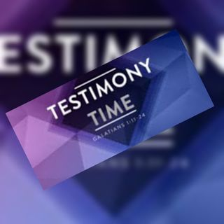 Testimony Tuesdays!