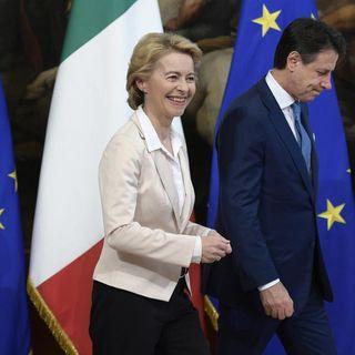 L'Italia e il Next Generation EU  - Alberto D'Argenio
