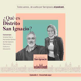 Ep #1 ¿Qué es el Distrito San Ignacio Medellín?
