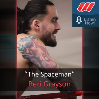 Who's Ready to Fly With The Spaceman? An Interview With Beri Grayson! (2020/01/17)