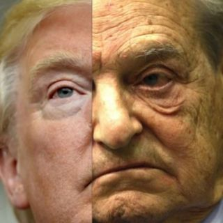 Lay The Problem @ Doorstep of Donald Trump For Paid Soros Riots