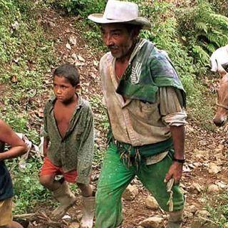 La Bogotá de Los Desplazados