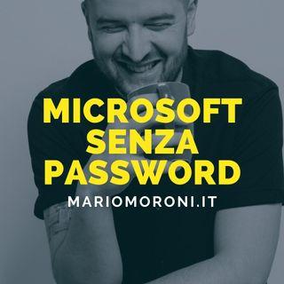 Gli account Microsoft ora possono diventare completamente senza password
