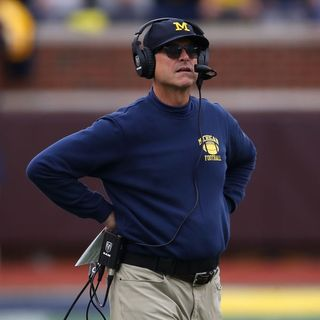 Lions' Biggest Rival, Jim Harbaugh's Big Ten Ranking, & NCAA Tournament Vasectomies