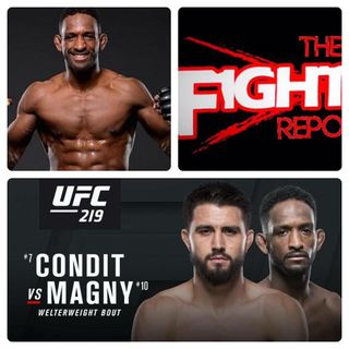 #UFC219 Neil Magny Fightlete Report Interview