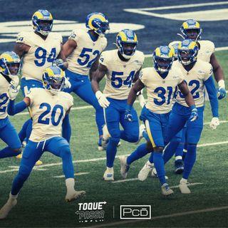 #021 - Rams no topo e a hora da verdade