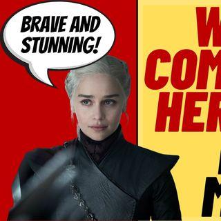 WORST COMIC HERO Of All Time - Emilia Clarkes Woke Comic Book