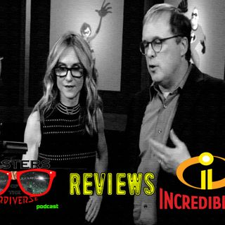 MOTN Reviews: Pixar's Incredibles 2