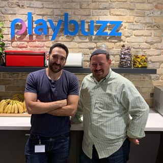 Shaul Olmert-How A Journey From Within Has Led Shaul to Founding & Building Playbuzz