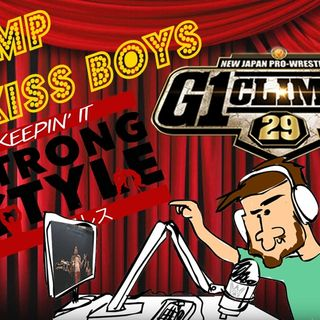 Imp & The KISS Boys: G1 Climax 29 Finals Review w/Jeremy Donovan