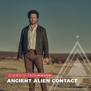 S01E06 - Giorgio Tsoukalos // Worldwide Evidence of Ancient Alien Contact