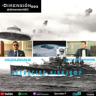 Nazis y Alienigenas en la Antártida!!! || OPERACIÓN HIGHJUMP ||