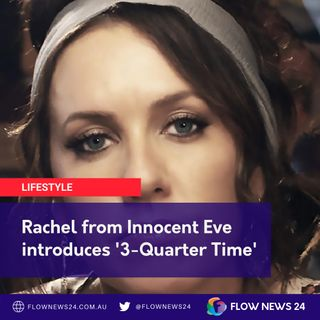 Rachel from Innocent Eve (@Innocent_Eve / @InnocentEveMusic) on 'Three Quarter Time'