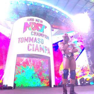 The Wrestle Report #33: AEW Grand Slam,NXT 2.0 & BIG E is WWE Champion!
