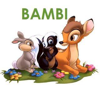 BAMBI ... la vita di un cerbiatto