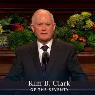 Mirad hacia Jesucristo, por el elder Kim B. Clark (abril 2019)