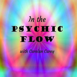 8April2021  In the Psychic Flow  Special Guest Laura Romeiro