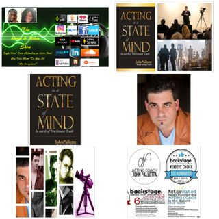 The Kevin & Nikee Show - John Polatta - Multi Award-Winning Author,  Actor, Teacher, Coach, Playwright and Artistic Director