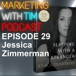Ep. 29: Jessica Zimmerman - 2 million views monthly, with no email phone app.