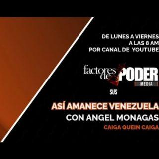Escuche Resumen de Noticias de Venezuela CAIGA QUIEN CAIGA Lunes #30Ago 2021