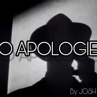 No Apologies Live