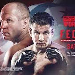 #Bellator198 Frank Mir Vs. Fedor Emelianenko Fight Pick