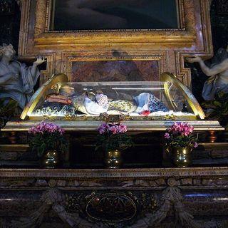 41 - Le memorie di san Giovanni Leonardi in Santa Maria in Portico