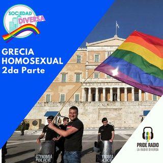 Grecia Homosexual 2da Parte