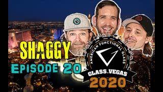 Episode 20 - Glass Artist Jon  Shaggy  Boley at Glass Vegas 2020