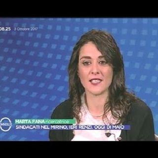 Intervista a MARTA FANA ricercatrice e scrittrice - podcast Caduta Massi 24 Gennaio 2018