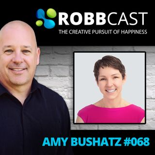 068 Amy Talks About the Benefits of Humans Spending Time Outside Everyday and Life as a Military Spouse
