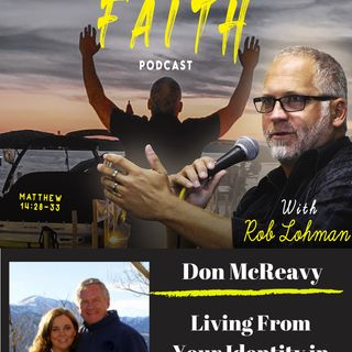 Understanding Your Identity in Christ with Pastor Don McReavy