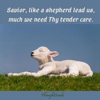 "Episode 67: ""Savior, Like a Shepherd Lead Us"""