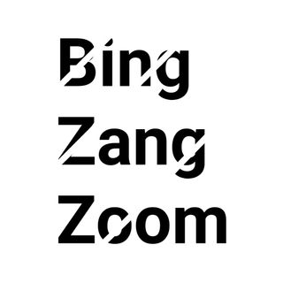 Bing Zang Zoom Podcast