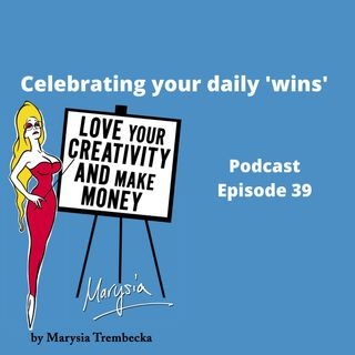 39. Celebrate your daily wins