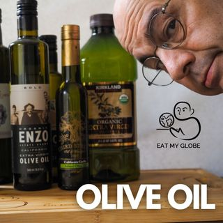 """Peace with its Leaves and Joy with its Golden Oil"""": The History of Olives & Olive Oil"""