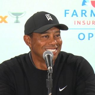 FOL Press Conference Show-Tues Jan 21 (Farmers-Tiger Woods)